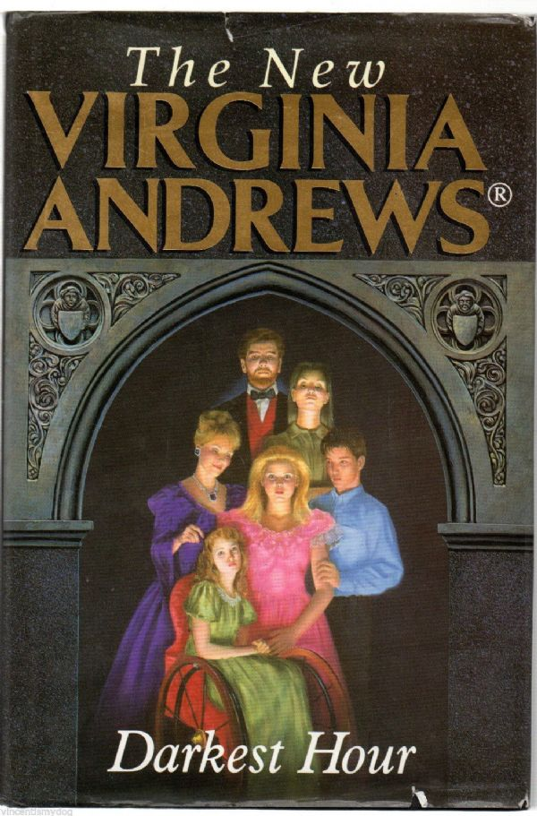 Darkest Hour by Virginia Andrews (Hardback, 1993) USED